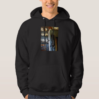 Ladles and Spatula in Kitchen Hooded Sweatshirt