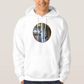 Ladles and Spatula in Kitchen Hoodie
