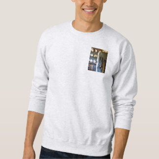 Ladles and Spatula in Kitchen Sweatshirt