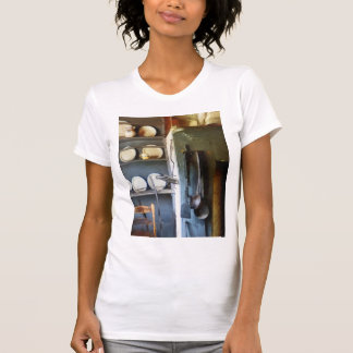 Ladles and Spatula in Kitchen T Shirts