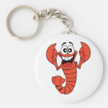 Ladlow the Lobster Keychain