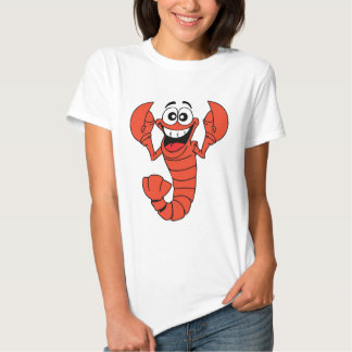 Ladlow the Lobster T-Shirt