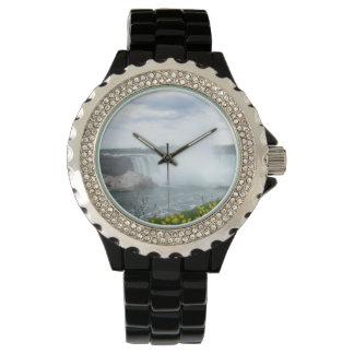Lado del canadiense de Niagara Falls Reloj