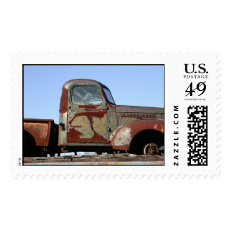 Lado del pasajero, 54 Chevy Sello