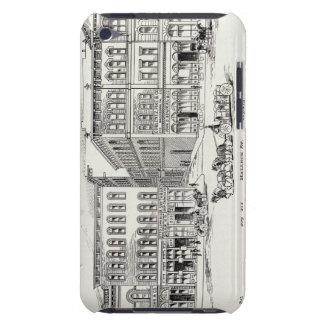 Lado oeste California y Sacramento de Bery Case-Mate iPod Touch Carcasa