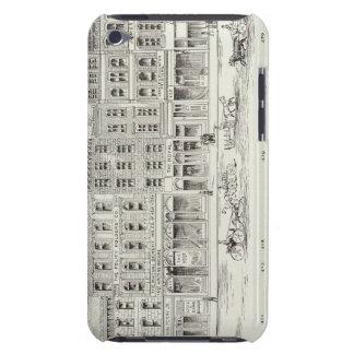Lado oeste California y Sacramento de Montgomery iPod Touch Case-Mate Fundas