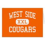 Lado oeste - pumas - High School secundaria - Gary Felicitación