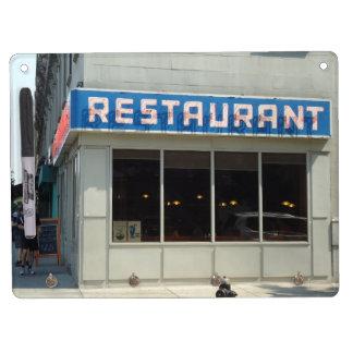 Lado oeste superior Manhattan - restaurante Pizarras Blancas
