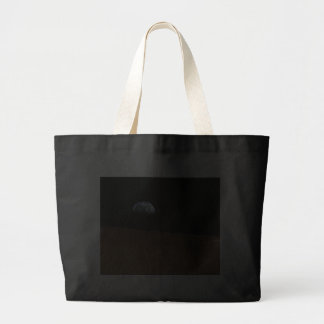 Lado oscuro bolsas lienzo