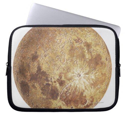 Lado oscuro de la luna, ejemplo funda computadora