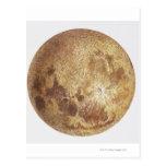 Lado oscuro de la luna, ejemplo postal