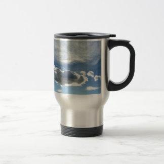 Lado positivo tazas de café
