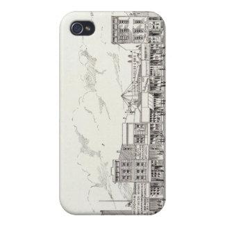 Lado sur 8th9o del mercado iPhone 4 protectores