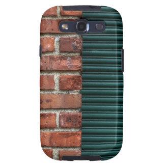 Ladrillo de Fenway Samsung Galaxy S3 Funda