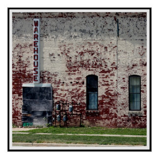 Ladrillo Warehouse Posters