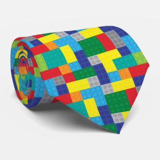 Ladrillos del plástico de los bloques huecos del corbatas personalizadas