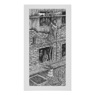 Ladrillos - poster