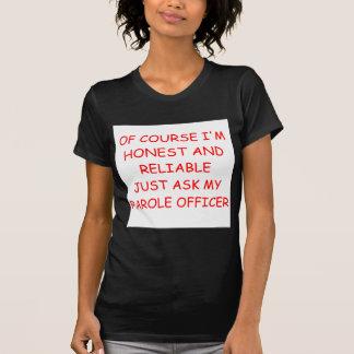 ladrón honesto camisetas
