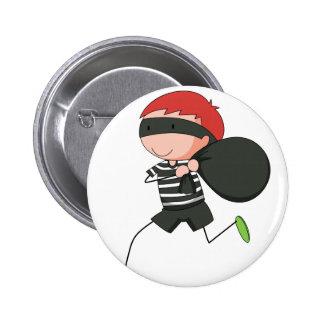 Ladrón Pin Redondo 5 Cm