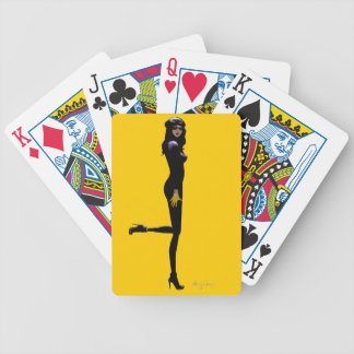 Ladrona De Corazones Bicycle Playing Cards