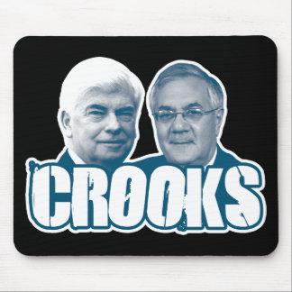 LADRONES: Chris Dodd y Barney Frank Tapete De Ratones