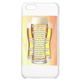 Lads Prayer Cover For iPhone 5C