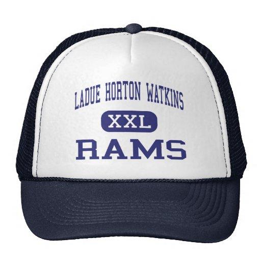Ladue Horton Watkins - Rams - High - Saint Louis Trucker Hat