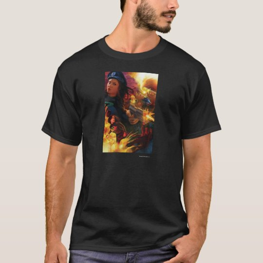 Lady Action T-Shirt