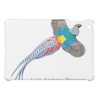 Lady Amherst Pheasant Customizable Case For The iPad Mini