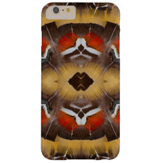 Lady Amherst's Pheasant Feather Design Barely There iPhone 6 Plus Case