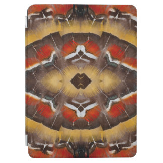 Lady Amherst's Pheasant Feather Design iPad Air Cover