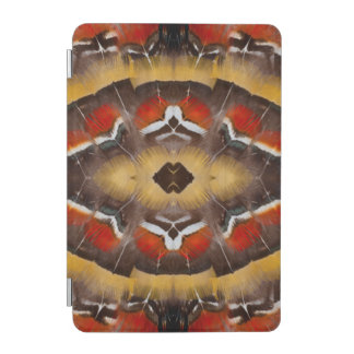 Lady Amherst's Pheasant Feather Design iPad Mini Cover