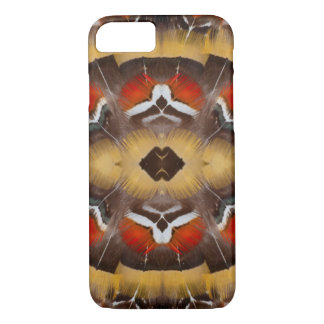 Lady Amherst's Pheasant Feather Design iPhone 8/7 Case