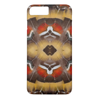 Lady Amherst's Pheasant Feather Design iPhone 8 Plus/7 Plus Case