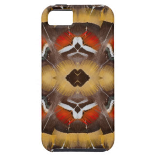 Lady Amherst's Pheasant Feather Design iPhone SE/5/5s Case
