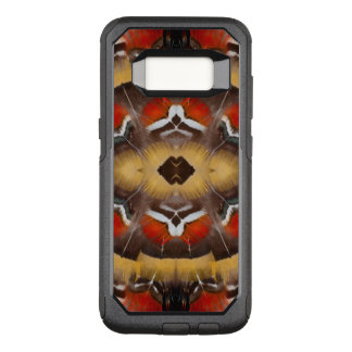 Lady Amherst's Pheasant Feather Design OtterBox Commuter Samsung Galaxy S8 Case