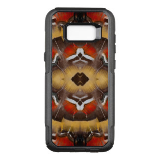 Lady Amherst's Pheasant Feather Design OtterBox Commuter Samsung Galaxy S8+ Case