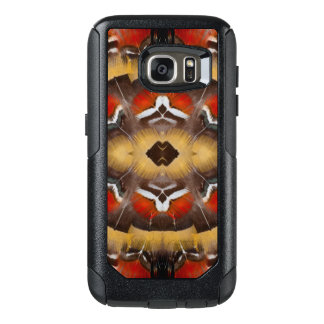 Lady Amherst's Pheasant Feather Design OtterBox Samsung Galaxy S7 Case