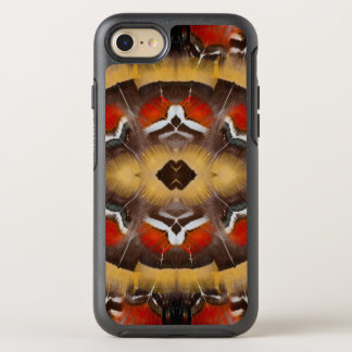 Lady Amherst's Pheasant Feather Design OtterBox Symmetry iPhone 8/7 Case