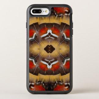 Lady Amherst's Pheasant Feather Design OtterBox Symmetry iPhone 8 Plus/7 Plus Case