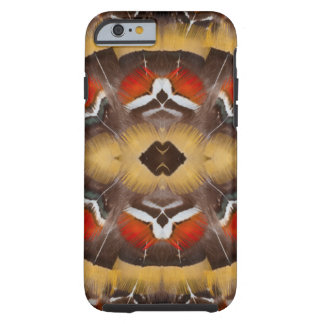 Lady Amherst's Pheasant Feather Design Tough iPhone 6 Case