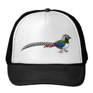 Lady Amherst's Pheasant Trucker Hat