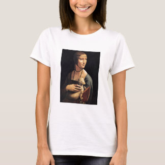Lady and Ermine T-Shirt