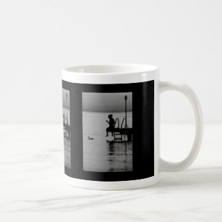 Lady and the Duck  DRINKWARE 8.31x3_bev Coffee Mugs