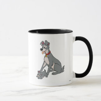 Lady and the Tramp Disney Mug