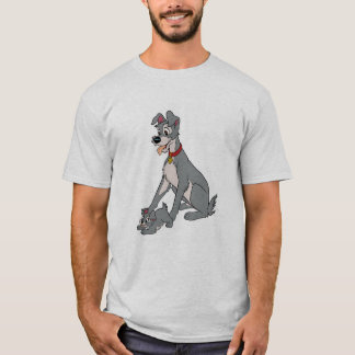 Lady and the Tramp Disney T-Shirt