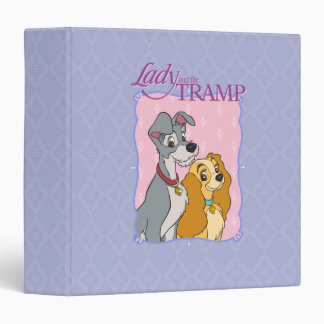 Lady and the Tramp - Frame Binder