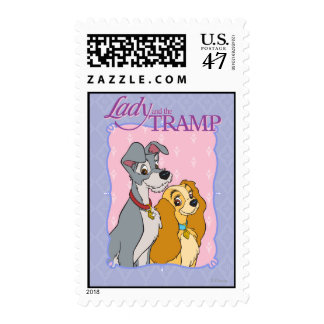 Lady and the Tramp - Frame Postage