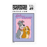 Lady and the Tramp - Frame Postage Stamps