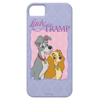 Lady and the Tramp logo iPhone 5 Case